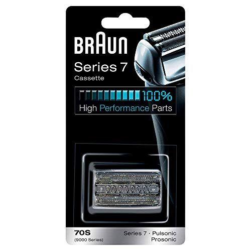 I migliori pezzi di ricambio per i rasoi della serie 7 di Braun 2