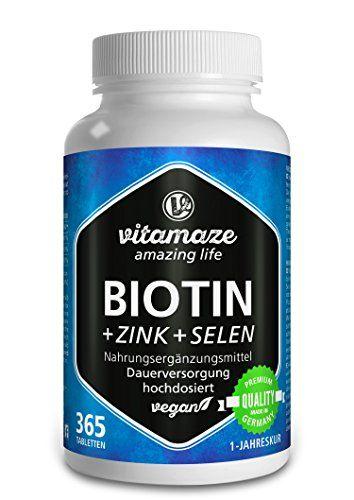 I migliori integratori di biotina 2