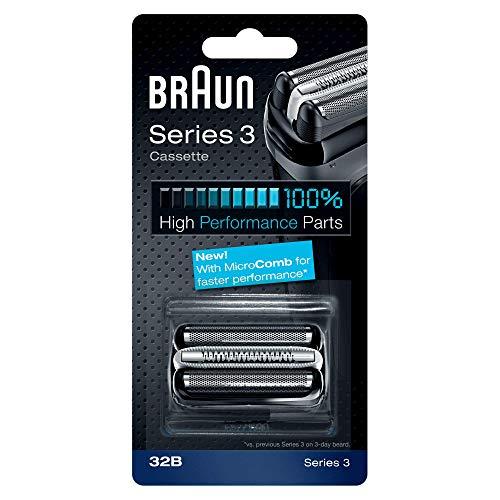 I migliori pezzi di ricambio per i rasoi della serie 3 di Braun 2